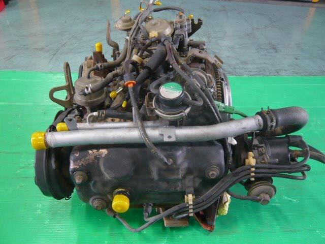 Used Ef-ns Engine Daihatsu Hijet V-s110p