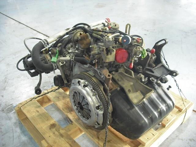 [Used]Engine DAIHATSU Hijet V-S83P