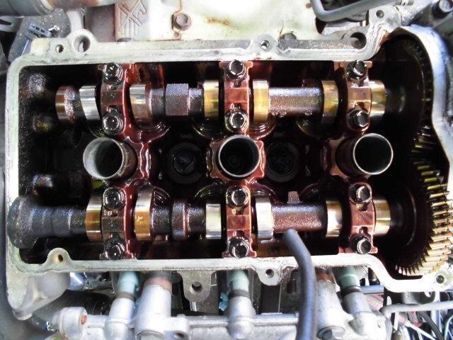 Used]Engine DAIHATSU Terios kid GF-J111G - BE FORWARD Auto Parts