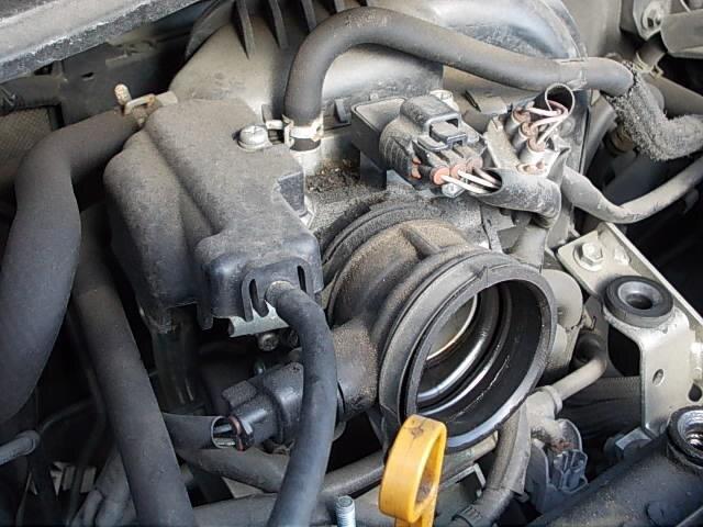 Used Throttle Body Suzuki Wagon R 2009 Dba Mh23s 1340085k00 Be