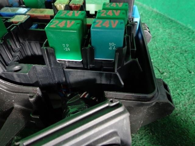 used fuse box hino dutro be forward auto parts rh autoparts beforward jp