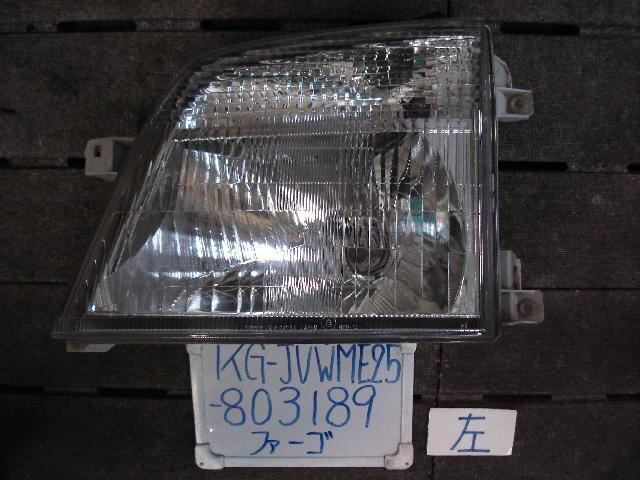 [Used]Left Headlight ISUZU Fargo