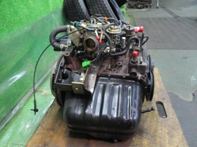 Used Engine Daihatsu Hijet V-s110p