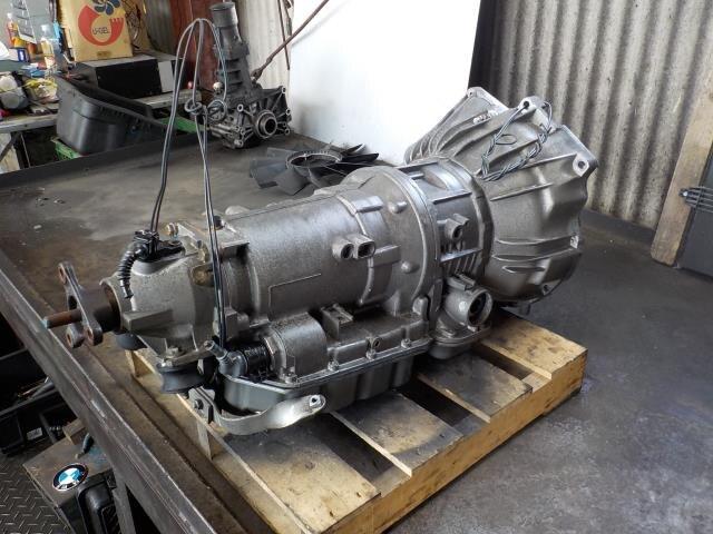 Used Automatic Transmission Bmw Z3 1999 Gf Cl20 Be