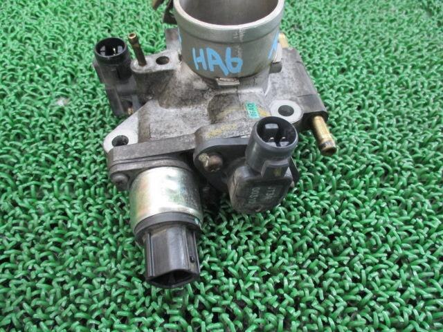 Used]Throttle Body HONDA Acty GD-HA6 - BE FORWARD Auto Parts