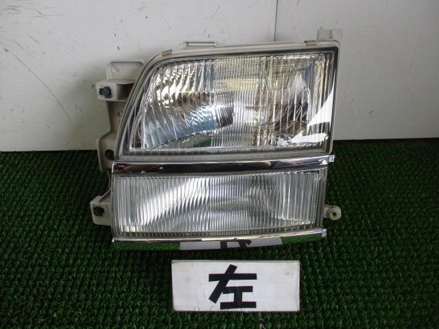 26060ve025 Used Left Headlight Nissan Elgrand E Ale50