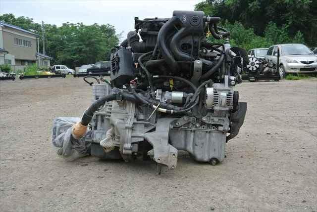 Used Engine U0026transmission K6a 2wd At Suzuki Kei  Hn22s