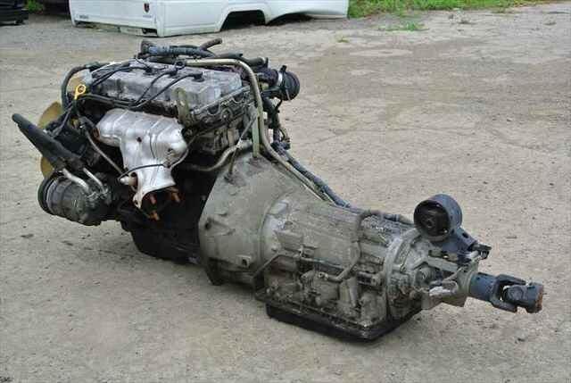 [Used]Engine&Transmission KA20 2WD AT NISSAN CARAVAN VPE25
