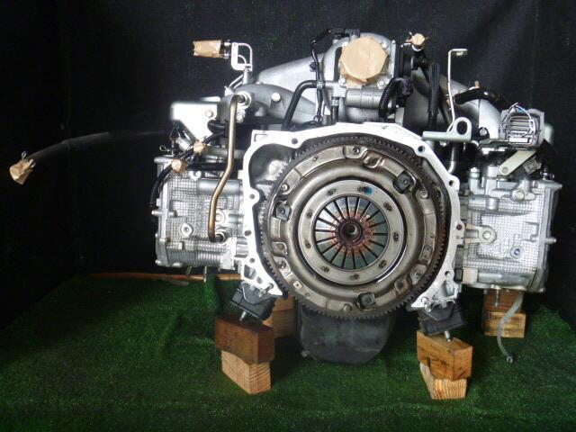 Used]Engine SUBARU Impreza DBA-GH3 - BE FORWARD Auto Parts