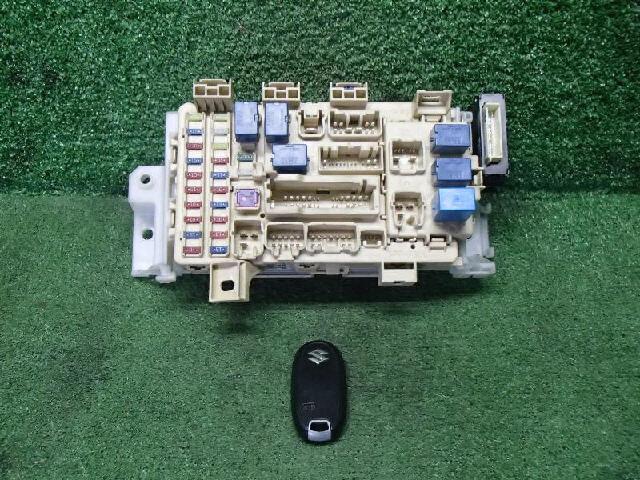 used fuse box suzuki wagon r dba mh23s be forward auto