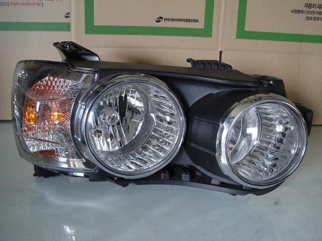 Used Headlights Right Gm Daewoo Chevrolet Aveo Sedan Be Forward