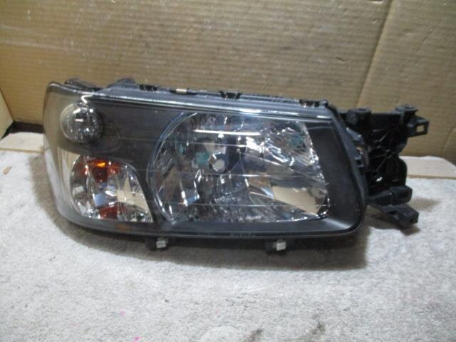 Right Headlight Subaru Forester 2004 Ta Sg5