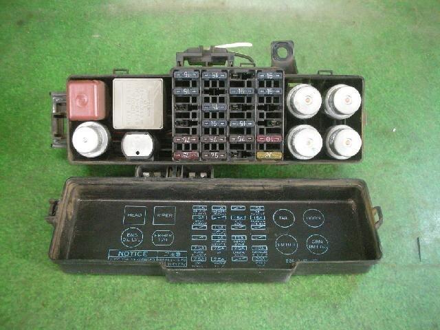 Fuse Box For Toyotum Hiace