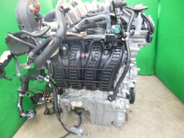 Used Engine TOYOTA Porte 1900047451 - BE FORWARD Auto Parts a2edfe71b57