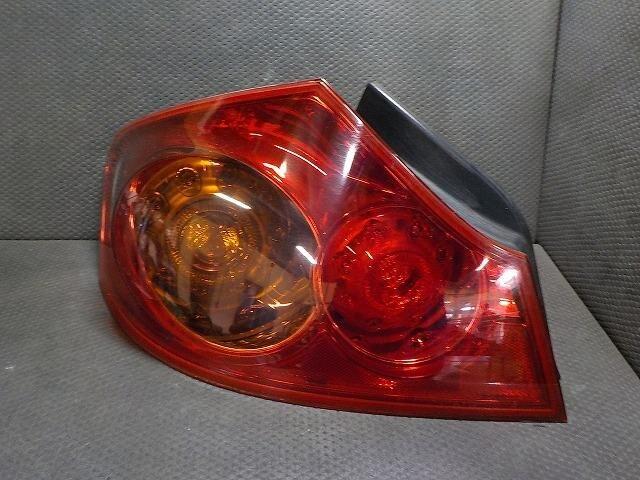 Used]Left Tail Light NISSAN Skyline DBA-V36 26555JK000 - BE FORWARD