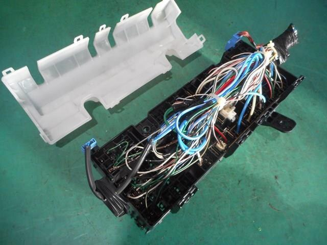 2009 Hino Fuse Box - Go Wiring Diagrams Daihatsu Hijet Fuse Box Location on