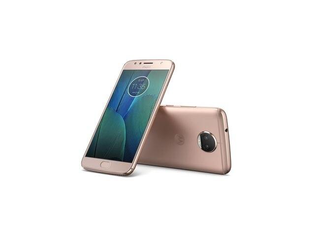 936dd0f38d New Motorola SIM free smartphone Moto G 5 S Plus 4 GB 32 GB brush ...