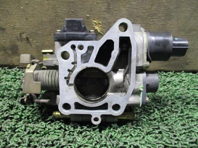 Used]Throttle Body HONDA Acty 2002 GD-HA6 - BE FORWARD Auto