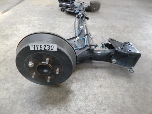 Forwarder Rear Axle : Used rear axle beam assembly nissan juke dba yf be