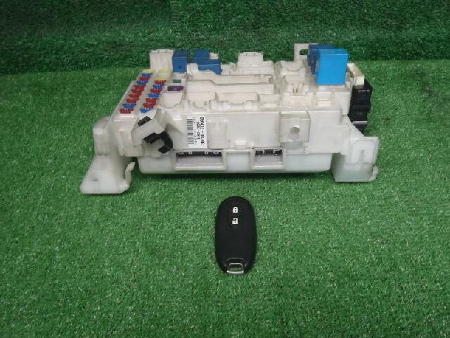 fuse box suzuki wagon r dba-mh23s