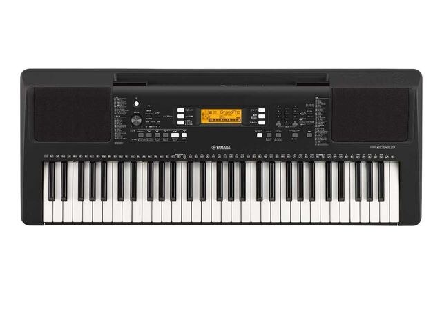 new yamaha electronic keyboard portatone psr e363 be. Black Bedroom Furniture Sets. Home Design Ideas