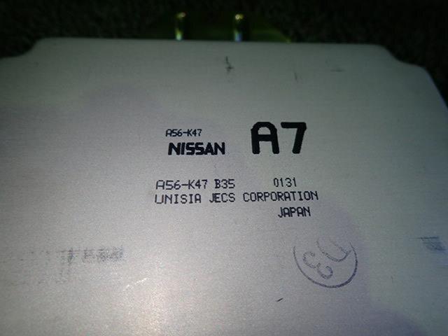 nissan a7 a56-k47 b35 9615