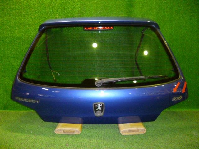 Used]Back Door Assembly PEUGEOT 106 - BE FORWARD Auto Parts