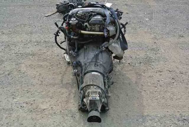 Used Engine U0026transmission 1kz-te 2wd At Toyota Hiace  Kzh100g