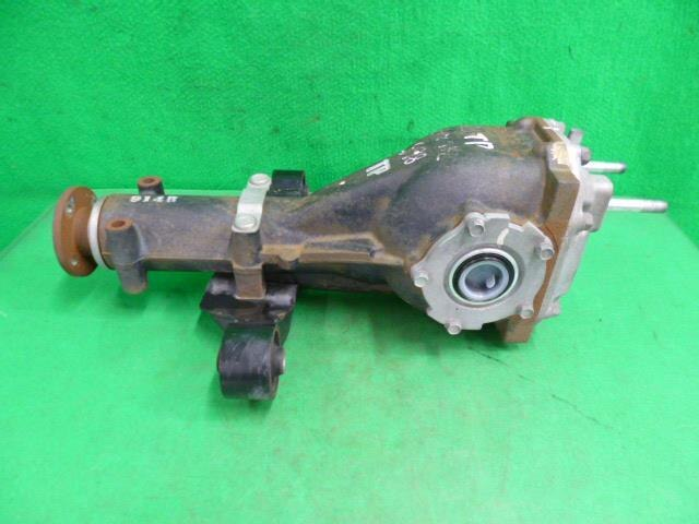 [Used]Rear Rigid Differential Assembly SUBARU Forester 2011 27011AA414