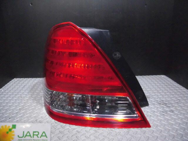 Left Tail Light Honda Odyssey 2004 Dba Rb1 33503sfe003