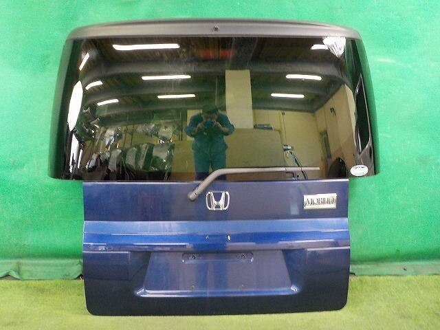 Used Back Door Assembly Honda Mobilio 2002 La Gb1 68100scc000zz Be