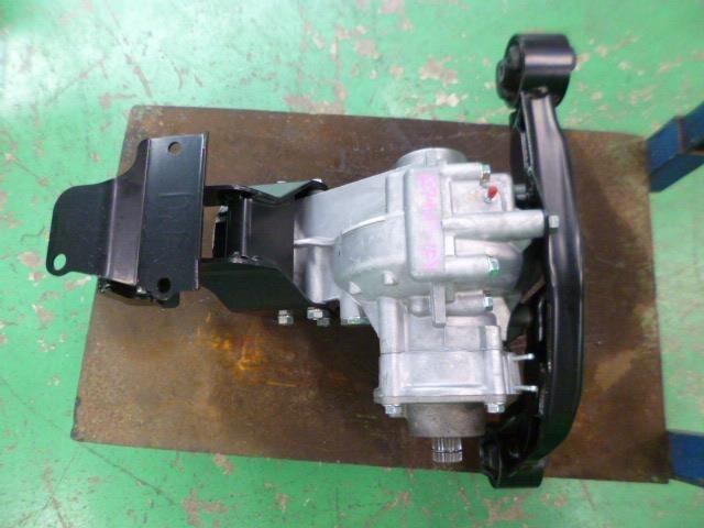Used]Front Rigid Differential Assembly SUBARU Sambar 2015