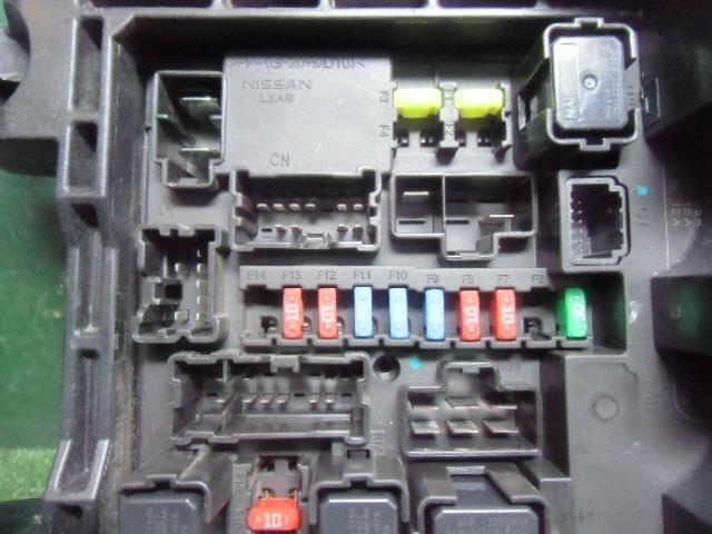 nissan forklift fuse box used fuse box nissan atlas 284b6ma00b be forward auto parts  used fuse box nissan atlas 284b6ma00b