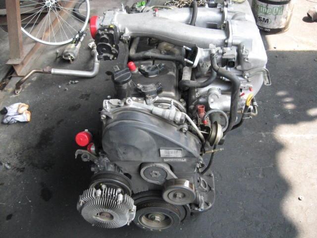 Engine Toyota Crown 2003 Ta Jzs171