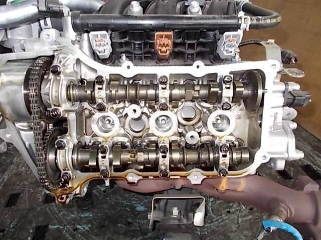 [Used]Engine DAIHATSU Hijet 2017 EBD-S500P