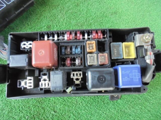 used]fuse box toyota hilux 2001 8273135010 be forward auto parts Toyota Hilux Bumper Guard note