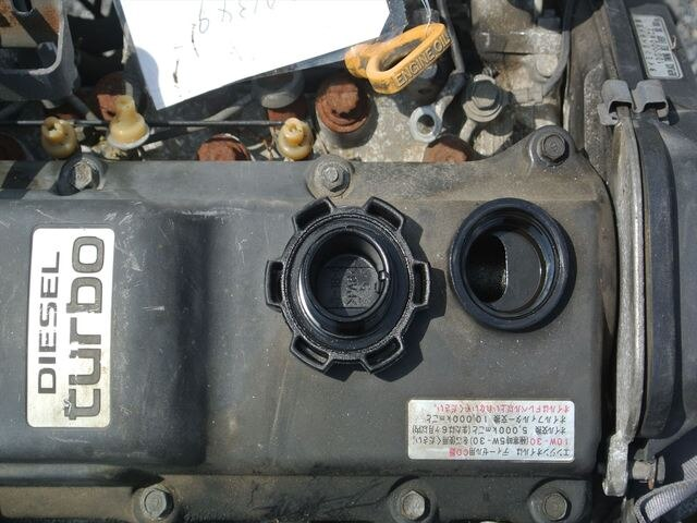 Used Engine U0026transmission 1kz-te 4wd At Toyota Hiace Wagon  Kzh106g
