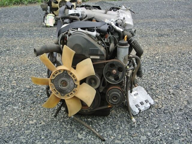 [Used]Engine&Transmission 2JZ-FSE 2WD AT VVTi, D4 TOYOTA CROWN MAJESTA,  JZS177