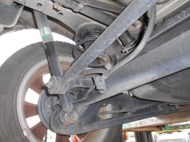 [Used]Rear Axle Beam Assembly SUZUKI Wagon R 2009 DBA-MH23S 4651082K00