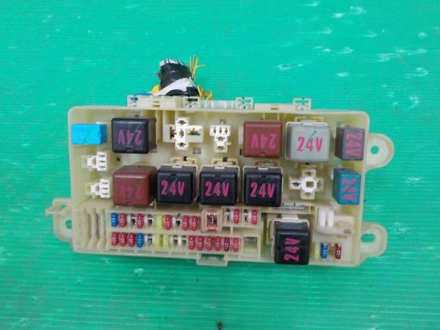 Hino Fuse Box Diagram