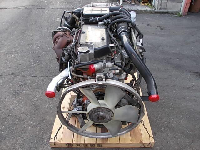 [Used]Engine ISUZU Forward