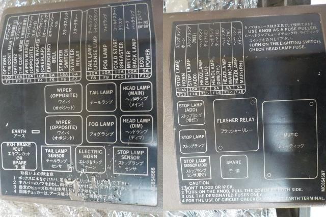Vw Van Fuse Box Location 1993 - Complete Wiring Schemas