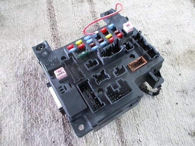 Mitsubishi Delica Fuse Box English