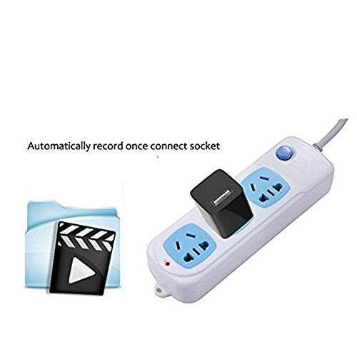 [New]1920x1080P 1080p hidden Camera high quality HD Small AC adapter Type motion detection mini small camera hidden camera small voyeur security ...