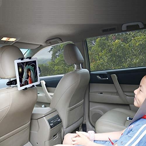 NewPldhpro Tablet Holder Car Rear Seat Car Holder Adjustable 360