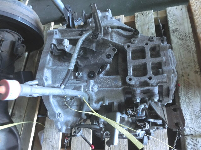 Used Automatic Transmission TOYOTA Porte CBA-NNP11 - BE FORWARD Auto ... 0560cfbe893