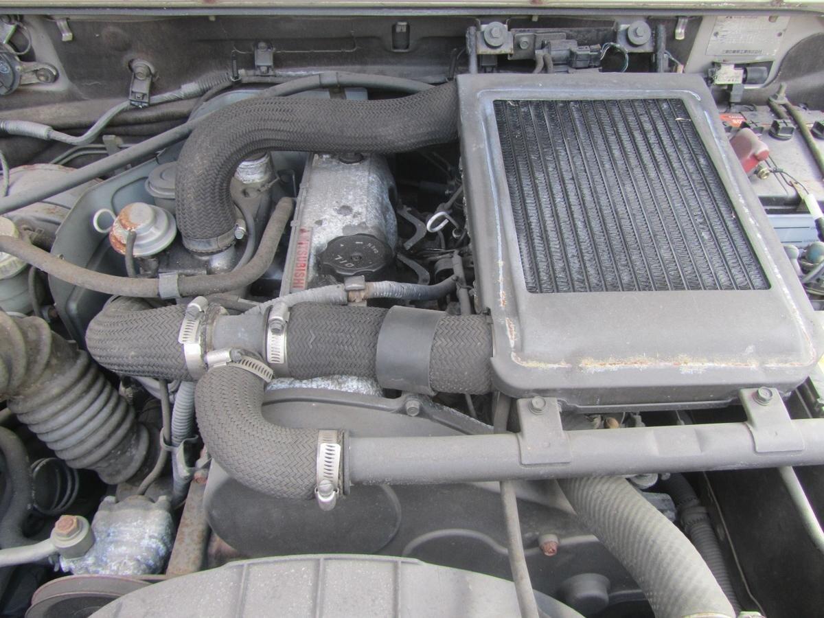 [Used]Pajero Q-V44WG 4D56-T engine 98865