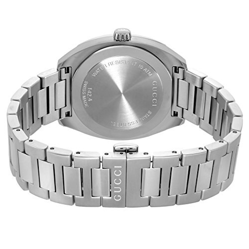 4033140f057 New Gucci GUCCI Watch gg2570 silver dial ya142402 men s  parallel ...