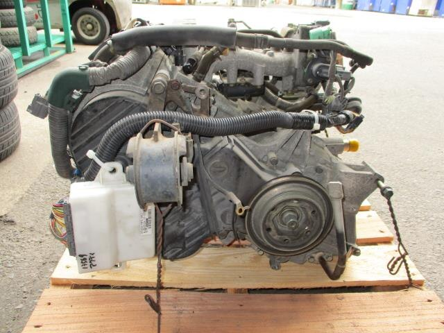 Used]Engine HONDA Acty 2003 UE-HA6 - BE FORWARD Auto Parts