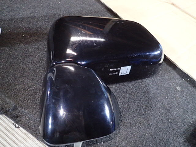 Used Mobilio Spike Gk1 Sideview Mirror Left 5 Pin B92p Blaak Be